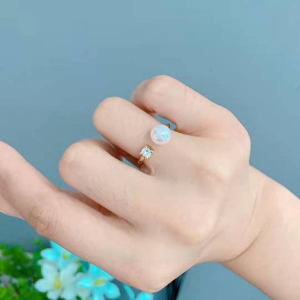 王妃款戒指