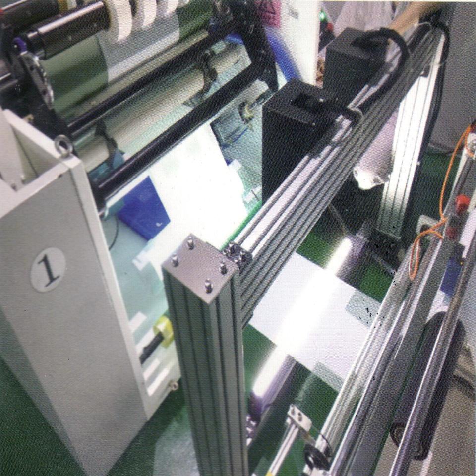 锂电隔膜瑕疵检测系统