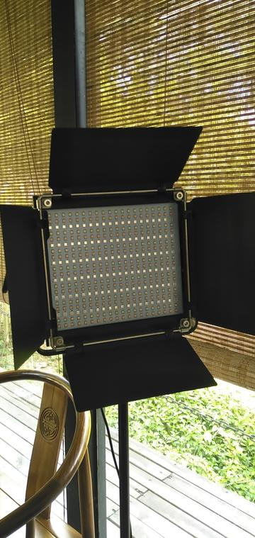 Strong photography panel light