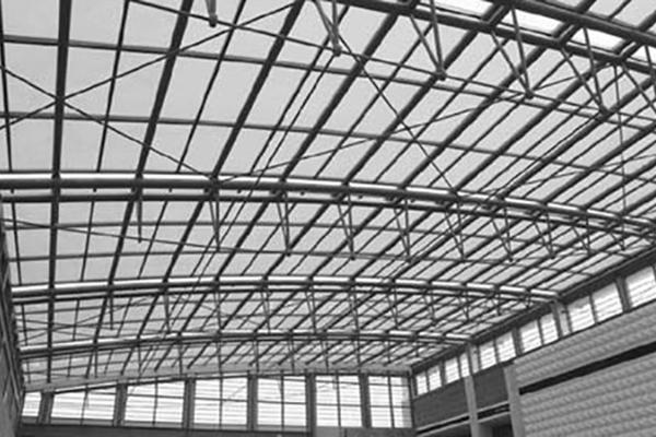 大跨度空间钢结构