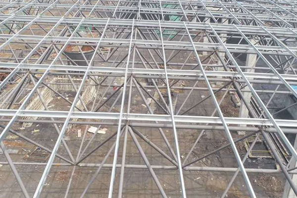 钢结构管桁架