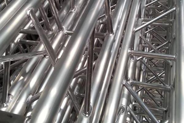 弧形管桁架
