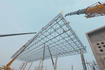深度分析杭州钢结构网架结构