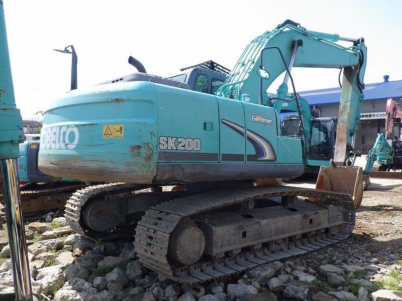 型号 SK200-8