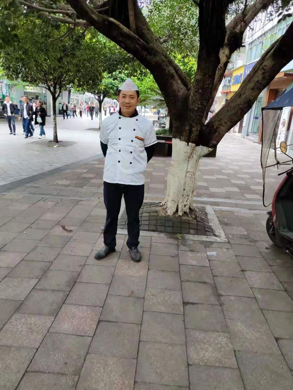厨师陈永军