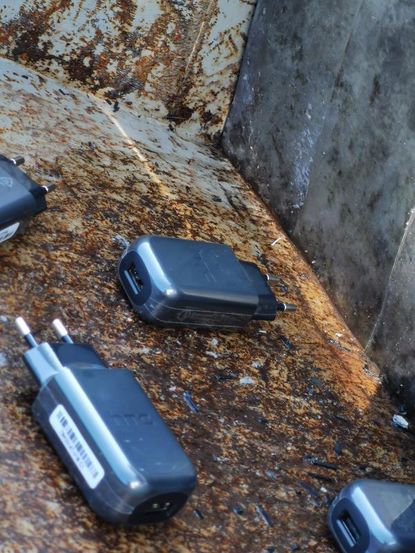 充电器报废处理