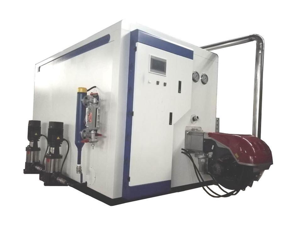 SZS/LSS系列燃气蒸汽发生器