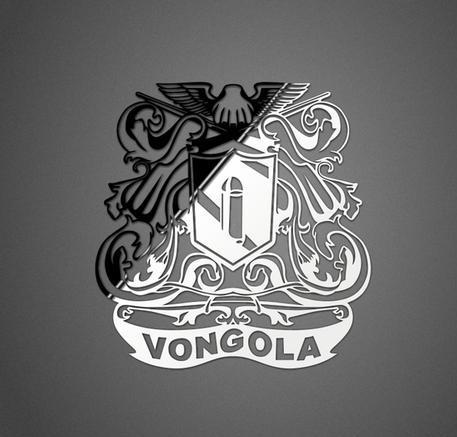 烫银logo