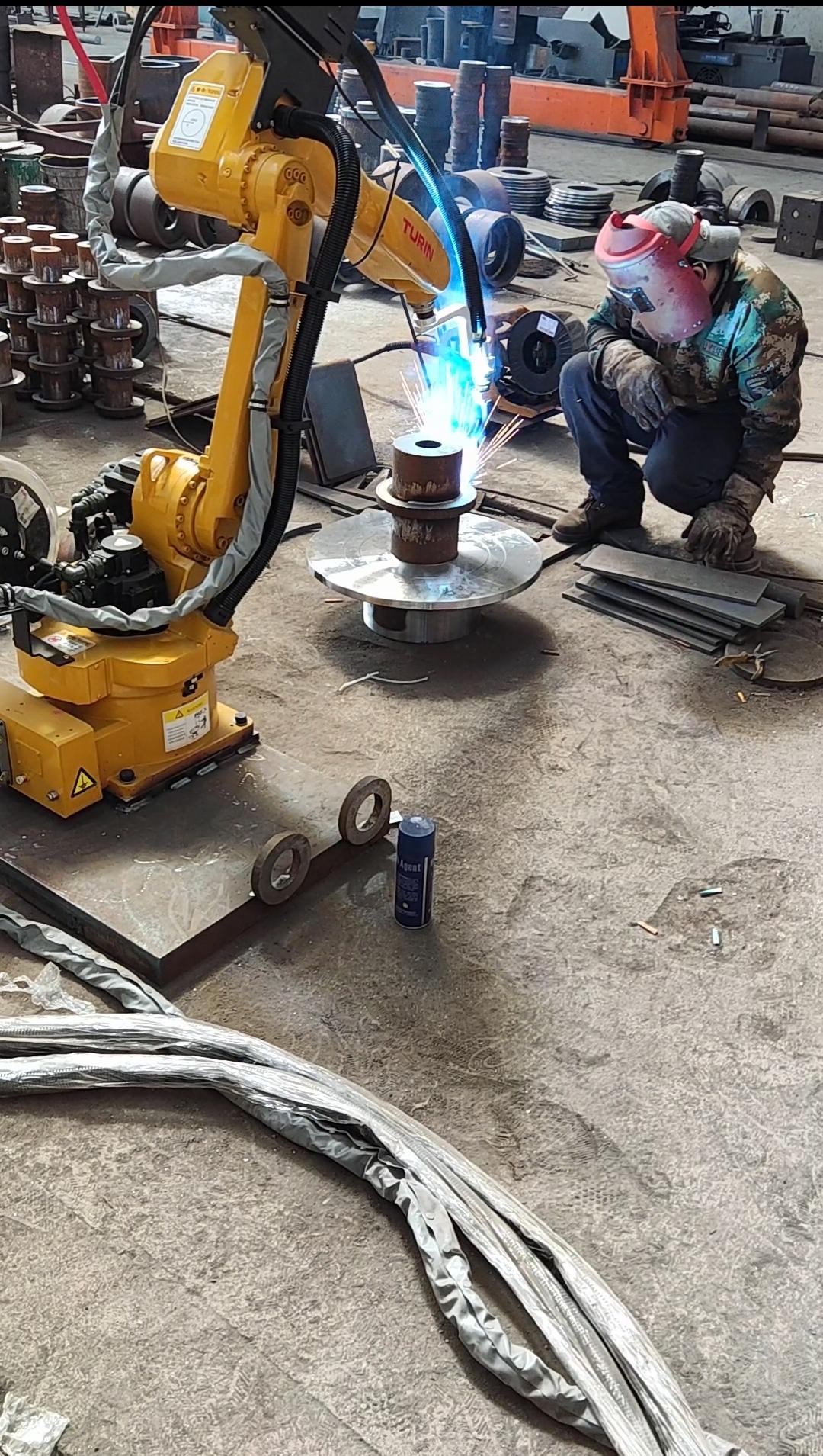 耦合器焊接案例