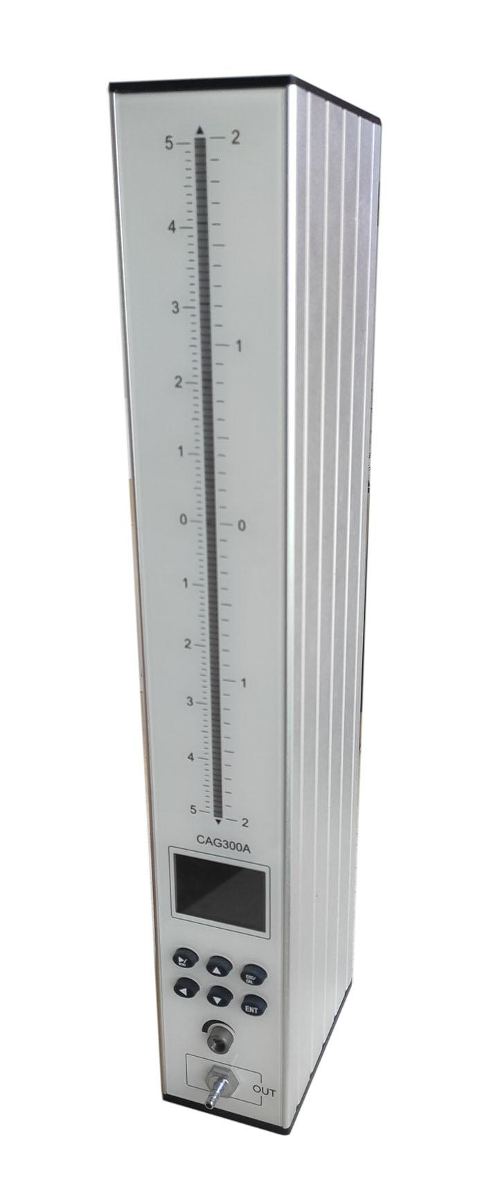 AEC300A型数显气电量仪