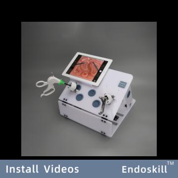 Laparoscopic Training Box Install Videos and Software