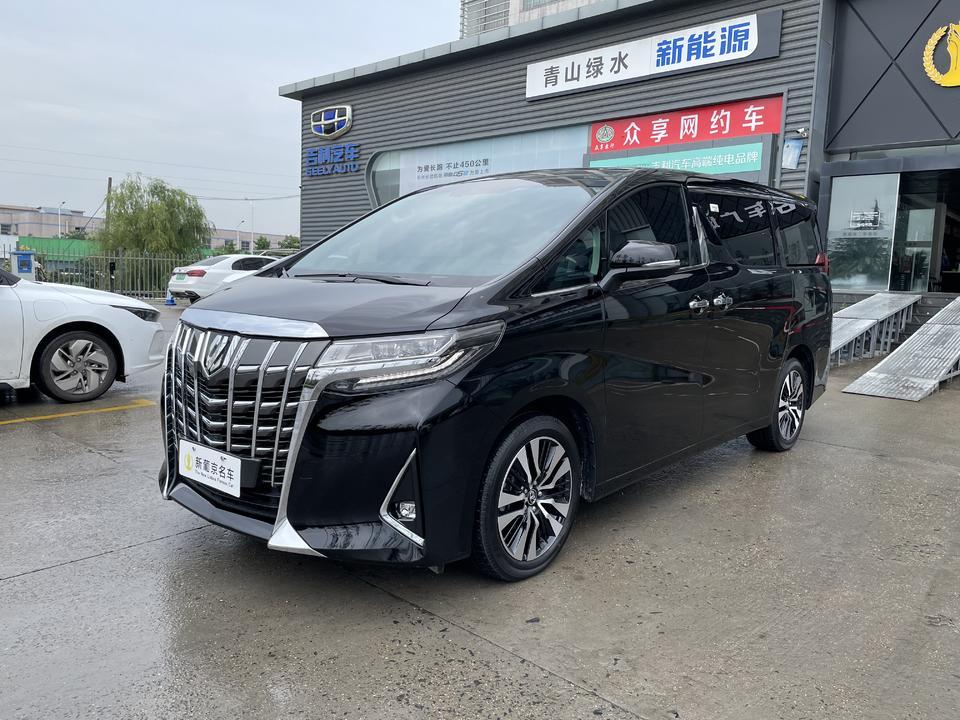 2019年 丰田埃尔法 改款 3.5L 尊贵版