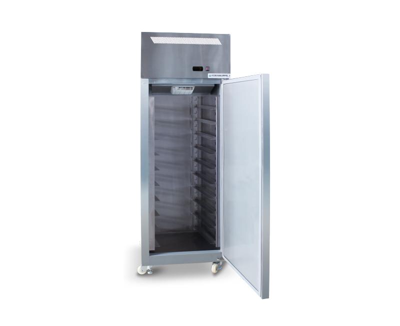 单大门立式冷柜
