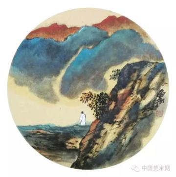【中国美术网】推荐书画家:张建军