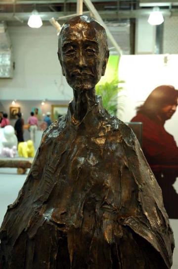 吴为山雕塑的价值