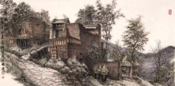 王肖峰 : 陈炉的古朴悠然是自然对画家的馈赠