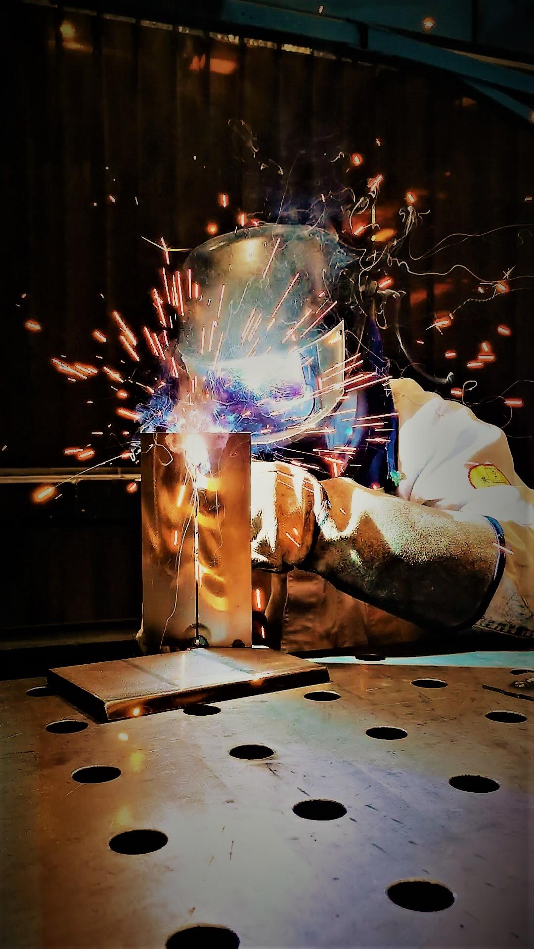 焊接相关培训