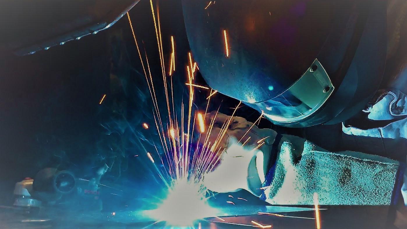 焊接体系的建立和维护