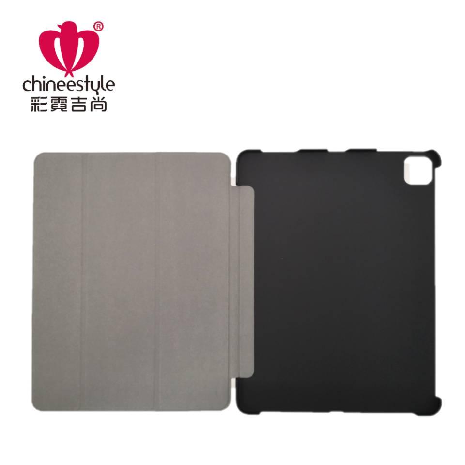 Three fold case for iPad