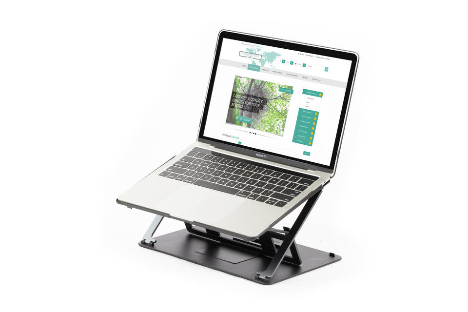 """Foldable stand case for MacBook Air 13"""""""