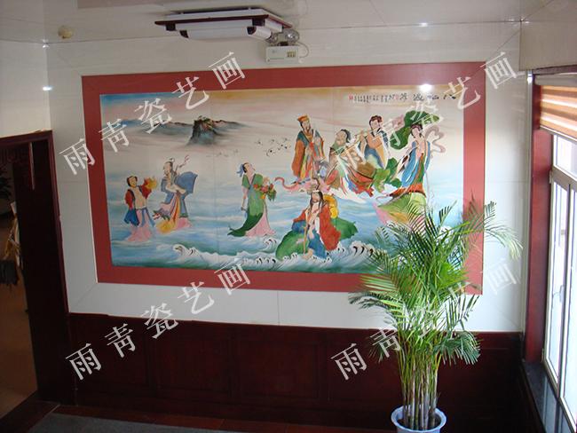瓷板画背景墙 (39)