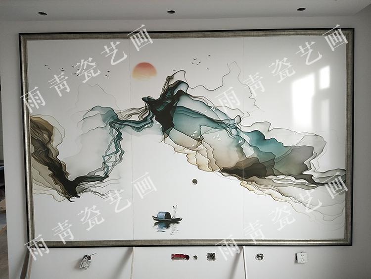 瓷板画背景墙 (34)