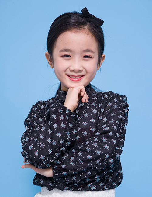 赵梓涵-6岁-南京-120cm-19kg