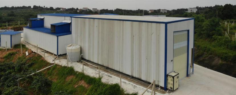 H32型养殖场养殖场智能自动洗消烘中心