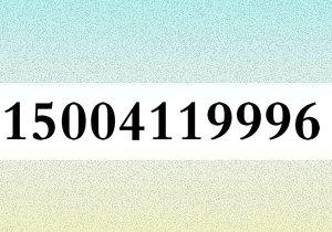 15004119996大连移动0411号段+AAAB