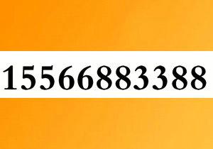 15566883388大连移动5连对子