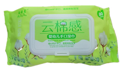 婴儿湿巾品牌