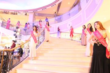 2018版图中国小姐分赛区群光广场决赛~见证中国美的典范