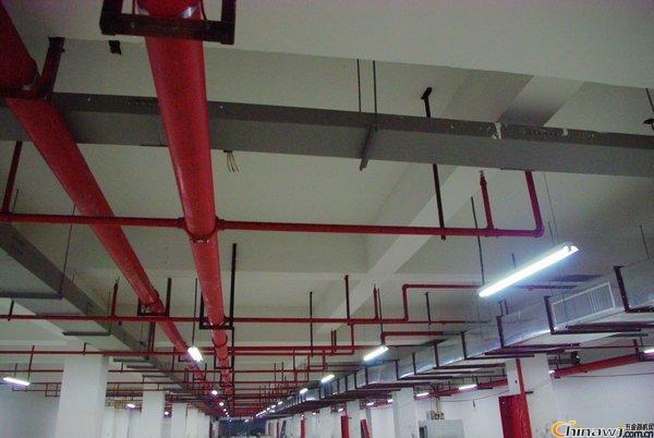 自动喷水灭火系统安装工程