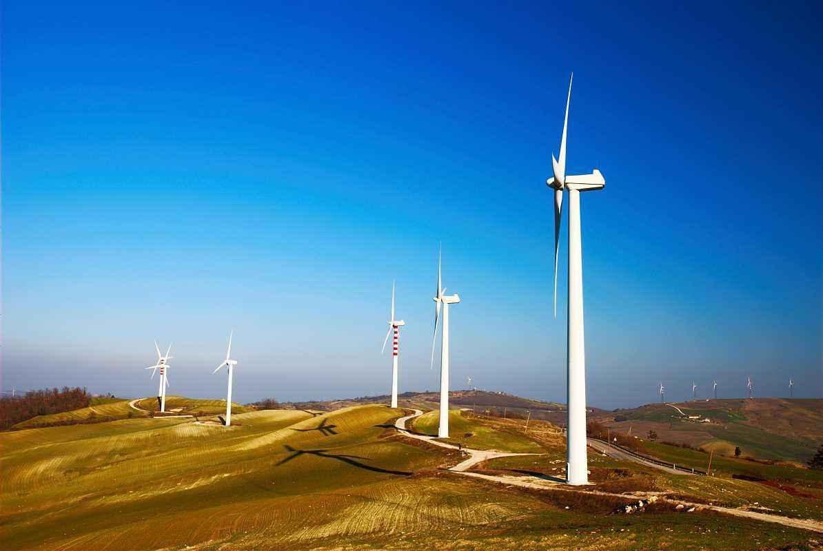 风帆西藏风力发电项目案例