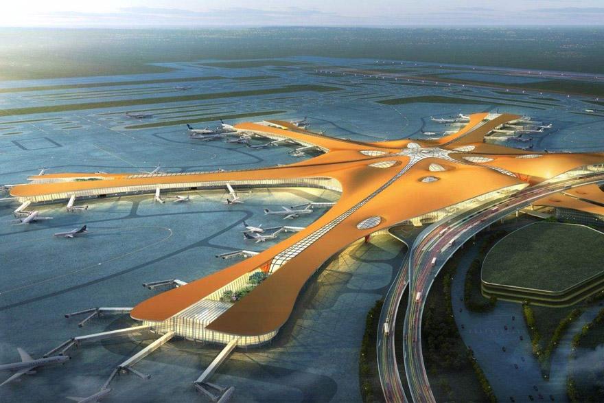 风帆北京大兴机场项目案例
