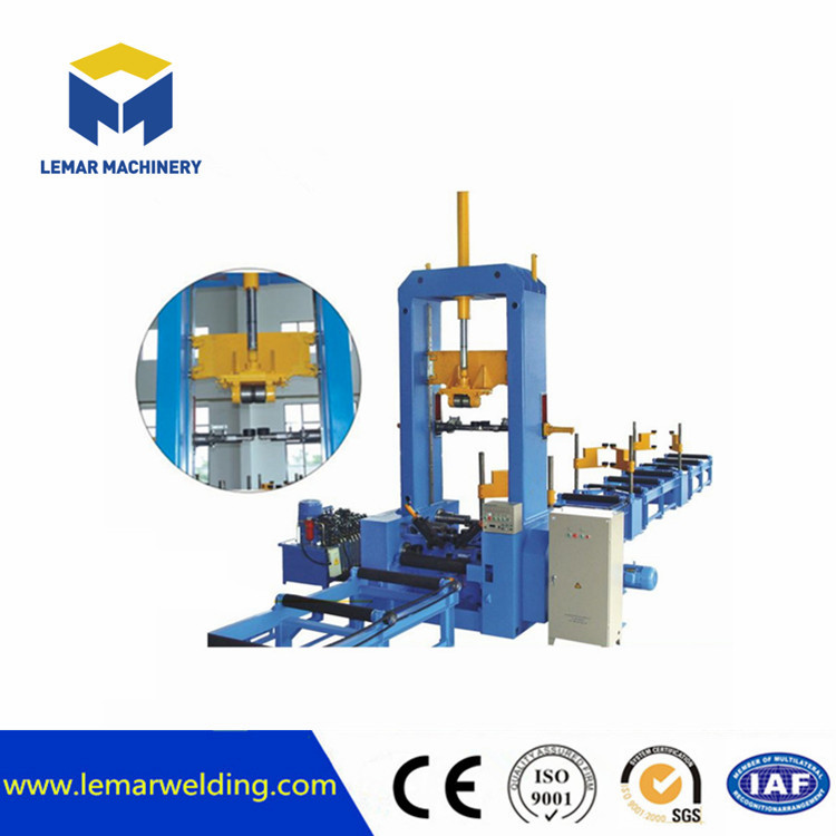 H-beam Auto Assembling Machine