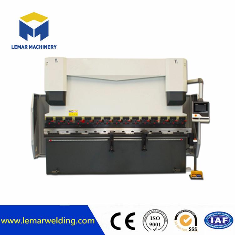 125 T Hydraulic press break bending machine