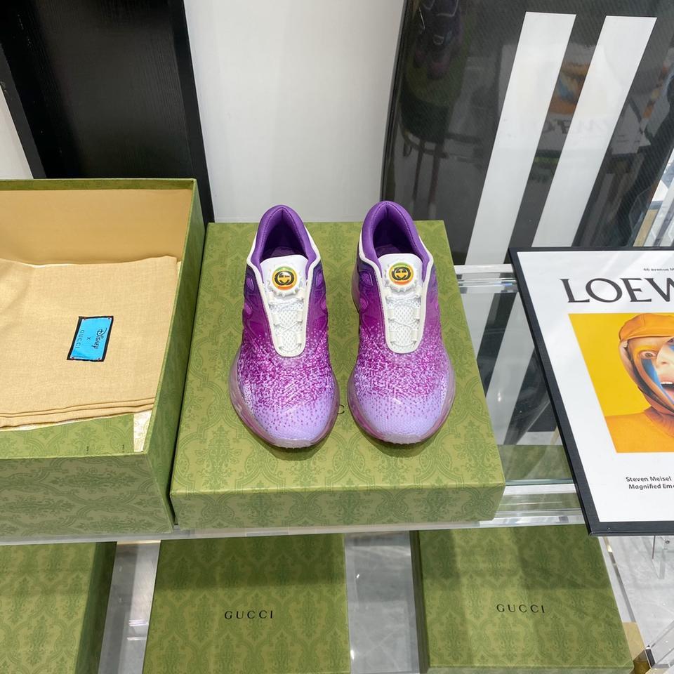 Gucci气垫鞋 原厂材料 独家模具 码数:女35-40 男39-45