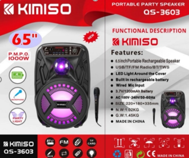QS-3603 speaker