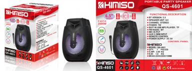 QS-4601 Bluetooth speaker