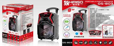 QS-803 speaker