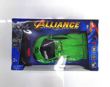 Marvel ALLIANCE 1:24 Hulk remote control car