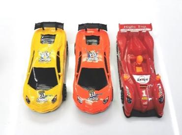 Lamborghini plastic car