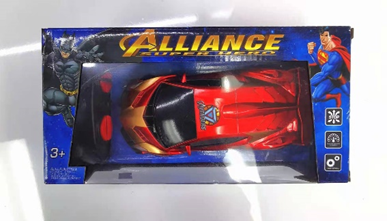 ALLIANCE 1:24 Spiderman rechargeable remote control car