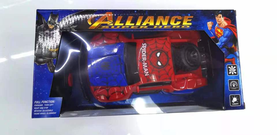 ALLIANCE 1:16 Iron Man rechargeable remote control car