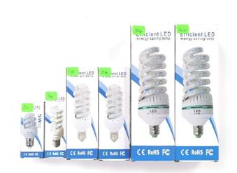 Spiral corn LED light 5W 9W 12W 20W 32W 40W