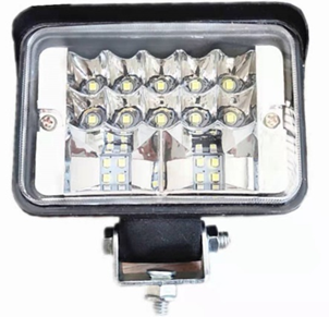 54W large field of view car light
