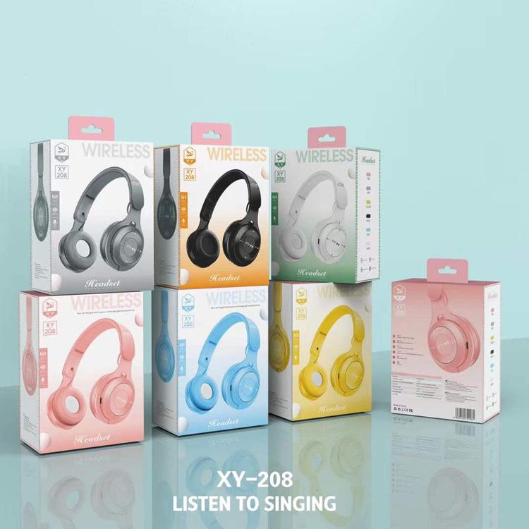 XD-1061 XY-208 Wireless Headset