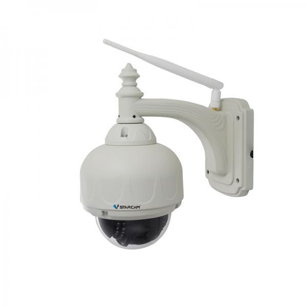 超感动态枪型网络摄像机