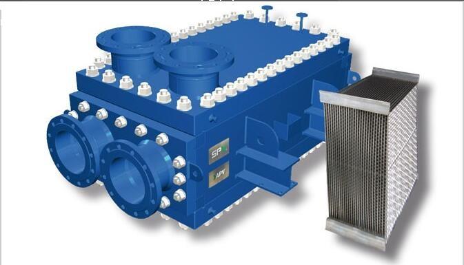 apv全焊接板式换热器